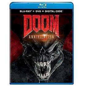 Amazon Com Doom Annihilation Blu Ray Dvd Digital Amy Manson