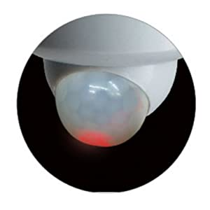 7W LEDセンサーライト 「コンセント式」