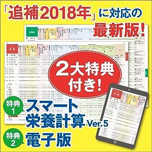日本食品成分表2019 七訂 栄養計算ソフト