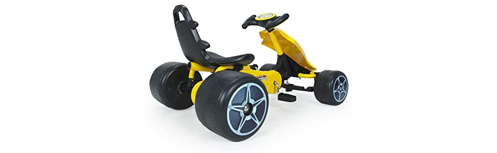 Go Kart Flecha Piñón Fijo