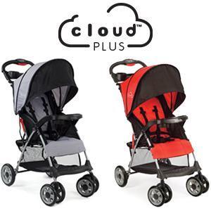 Kolcraft Cloud Plus Lightweight Stroller Slate Amazon Ca