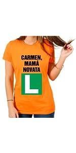fc77f7e64c1 Camiseta Me gusta · Pack camisetas · Camiseta Mamá Novata · Camiseta Mamá  del año · Camiseta Supermamá