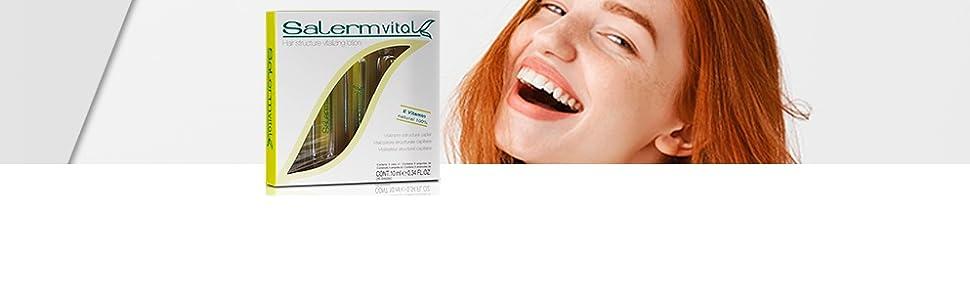 SALERM VITAL VITALIZADOR ESTRUCTURAL CAPILAR 5 x 10 ml