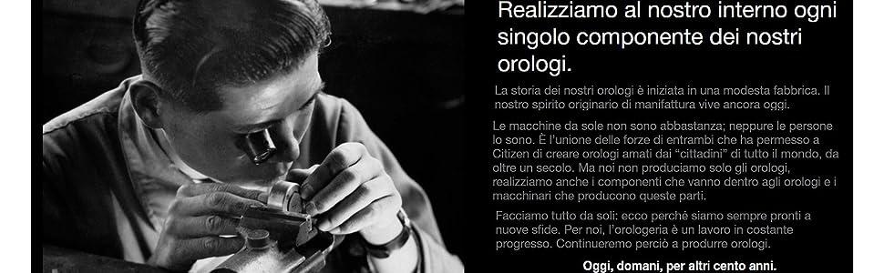 Citizen Orologio Cronografo Quarzo Uomo con Cinturino in Acciaio Inox CA0690-88L