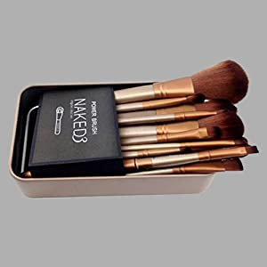 urban decay brushes. cosmetic makeup brush set with storage box by urban decay brushes
