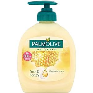 Palmolive Liquid Hand Soap Pump Milk & Honey Wash