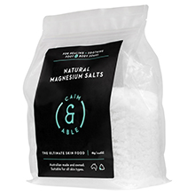 Unscented Magnesium Chloride Flakes