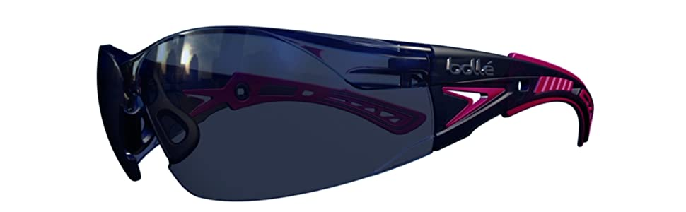 Apache By Bolle aprush +, gafas de seguridad