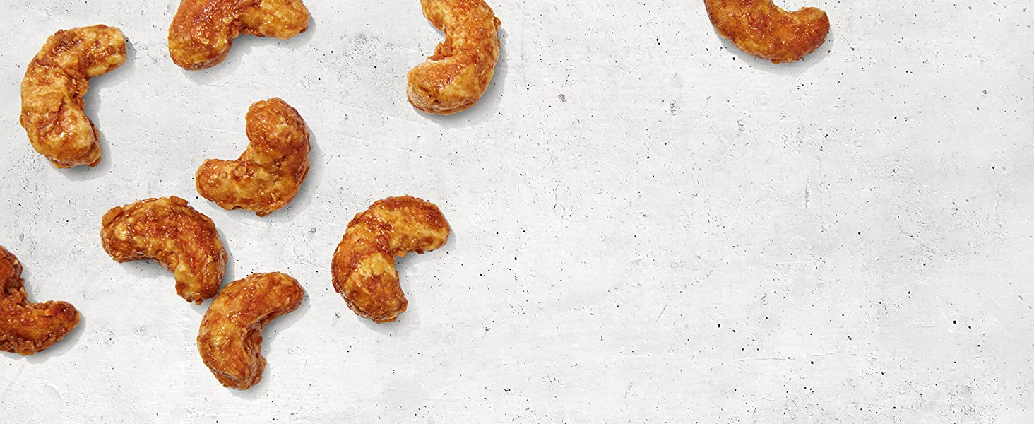 Coconut Toffee Cashews