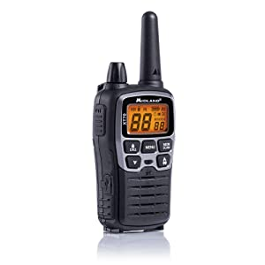 Midland XT70 24channels 446.00625-446.09375MHz Negro, Gris Two-Way radios: Amazon.es: Electrónica