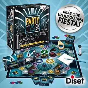 Diset 10044 - Party Original 20 Aniversario: Amazon.es: Juguetes y ...