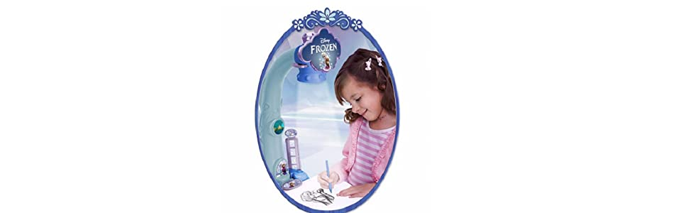Disney Frozen - Proyector (Famosa 700011900): Amazon.es: Juguetes ...