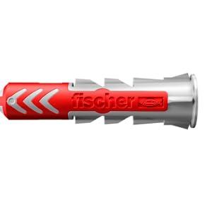 6 Duotec Hohlraumdübel Allzweckdübel Fischer Duopower Dübel 5 12 8 14mm 10