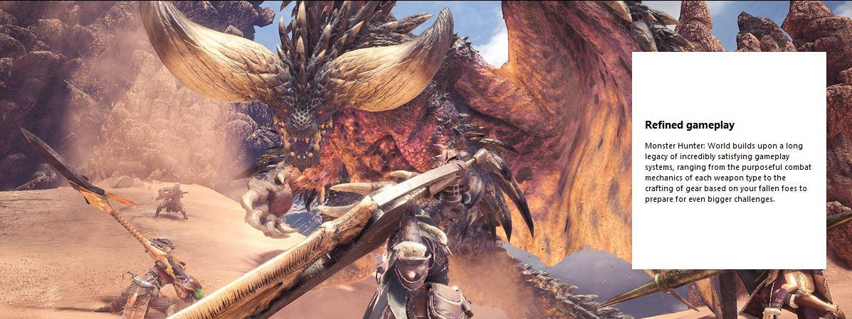 Amazon.com: Monster Hunter: World - Xbox One [Digital Code