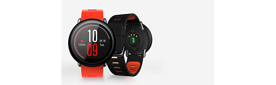 Amazfit Pace Smart watch GPS Reloj inteligente Bluetooth: Amazon ...