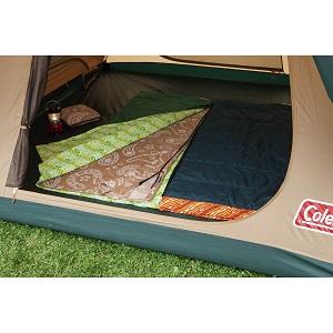 コールマン Coleman フリースインナー 封筒型寝袋用 バンダナデザイン 2000016148