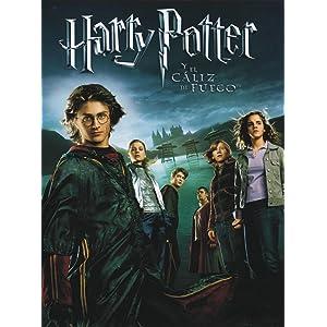 Harry Potter y el Cáliz de Fuego (Edición Especial) [Blu-ray ...