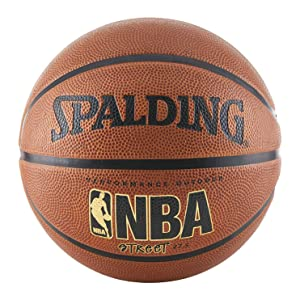 Spalding nba street outdoor basketball size 5 youth 27 5 orange sports - Spalding basketball images ...