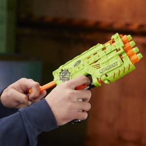 Nerf Zombie Strike Quadrot Set