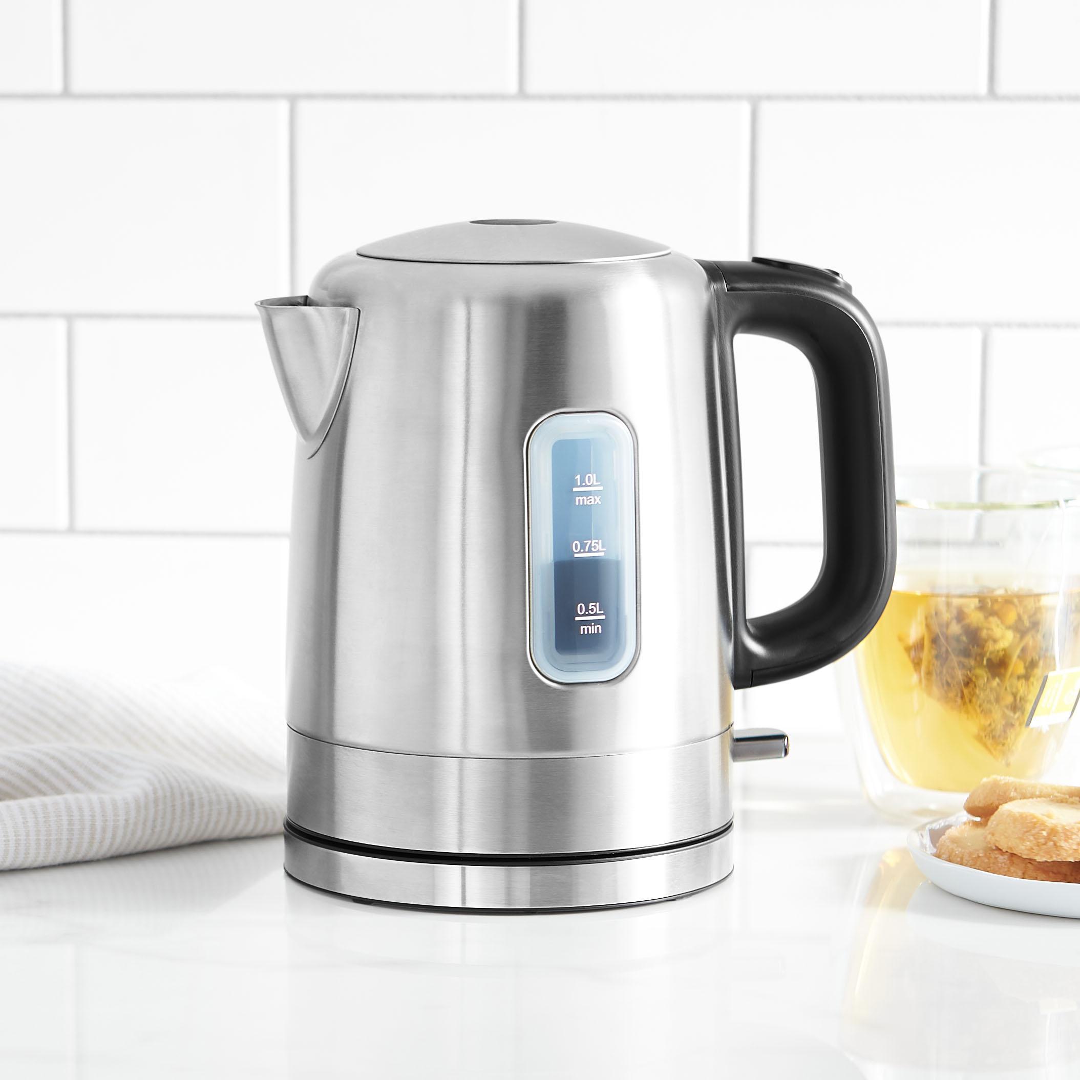 Stainless Electric Kettle ~ Amazon amazonbasics stainless steel electric kettle