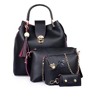handbag, handbag combo, handbag and purse, purse combo, womens handbag, handbag for womans