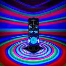 360° Party Light for Club Style Dance Floor at Home