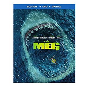 797701b2c Amazon.com: Meg, The (BD) [Blu-ray]: Jon Turtletaub, Jason Statham ...