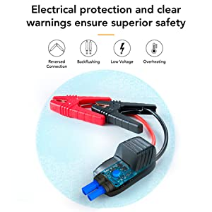 Anker Roav Jump Starter Pro Emergency Portable Charger with Advanced Safety Protection