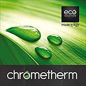 Metaltex Orbit Jabonera mampara, Chrometherm, Plata y Blanco: Amazon.es: Hogar