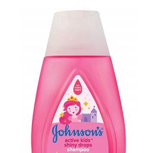 Johnson's Baby Active Kids Shiny Drops Shampoo
