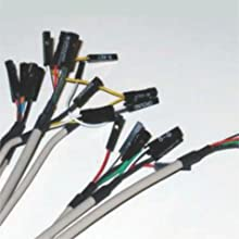 All wires used are of Flame Retardant Plastic and 100% copper for utmost safety and long life.