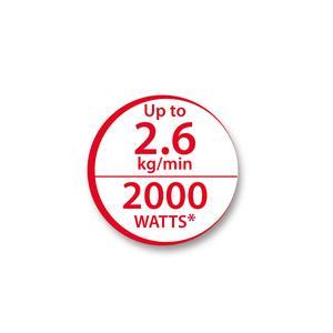 Moulinex HV8 Plus 10-in-1 Meat Mincer - 2000 Watt