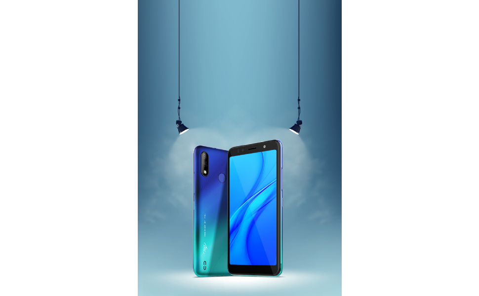 iTel A36 Dual SIM Mobile - 5.5 Inch, 16 GB, 1 GB RAM, Android, 3G