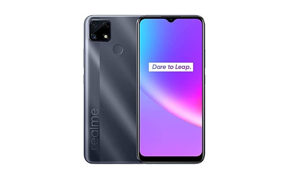 Realme C25 Dual SIM Grey
