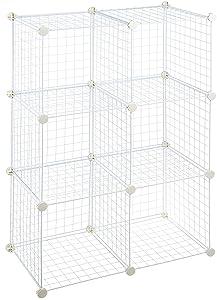 AmazonBasics Wire Storage Cubes