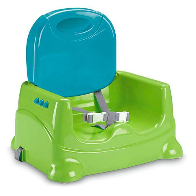 Amazon Com Fisher Price Healthy Care Booster Seat Green