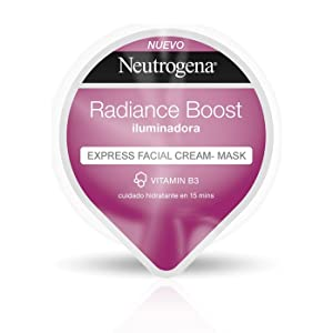 Neutrogena Radiance Boost Mascarilla