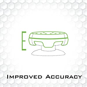 Improved Accuracy
