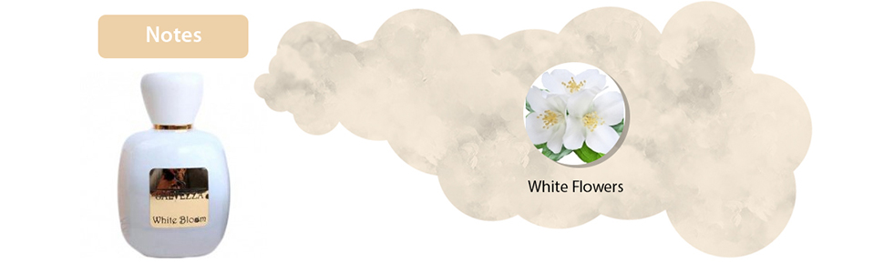 White Bloom by Salvezza for Unisex - Eau de Parfum