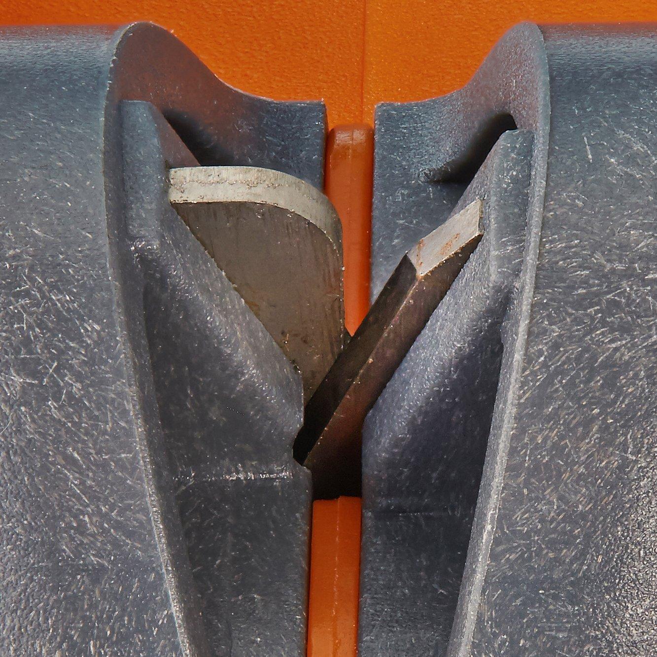 Amazon.com: Afilador Smiths 50603 de cuchillas de ...