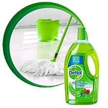 Dettol Power All Purpose Cleaner - Pine, 4 x 900ml