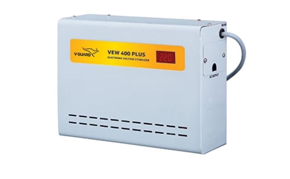 V-Guard VEW 400 Plus Voltage Stabilizer