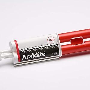 24ML Rapid 24ML by ARALDITE ARALDITE Best Price Square Glue Rapid