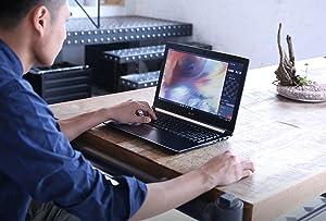 """[Ancien Modèle] Acer Aspire A717-71G-54ZH PC Portable 17,3"""" FHD Noir (Intel Core i5, 8 Go de RAM"""