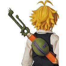 RAH(リアルアクションヒーローズ) メリオダス「七つの大罪」 1/6スケール ABS&ATBC-PVC製 塗装済み可動フィギュア