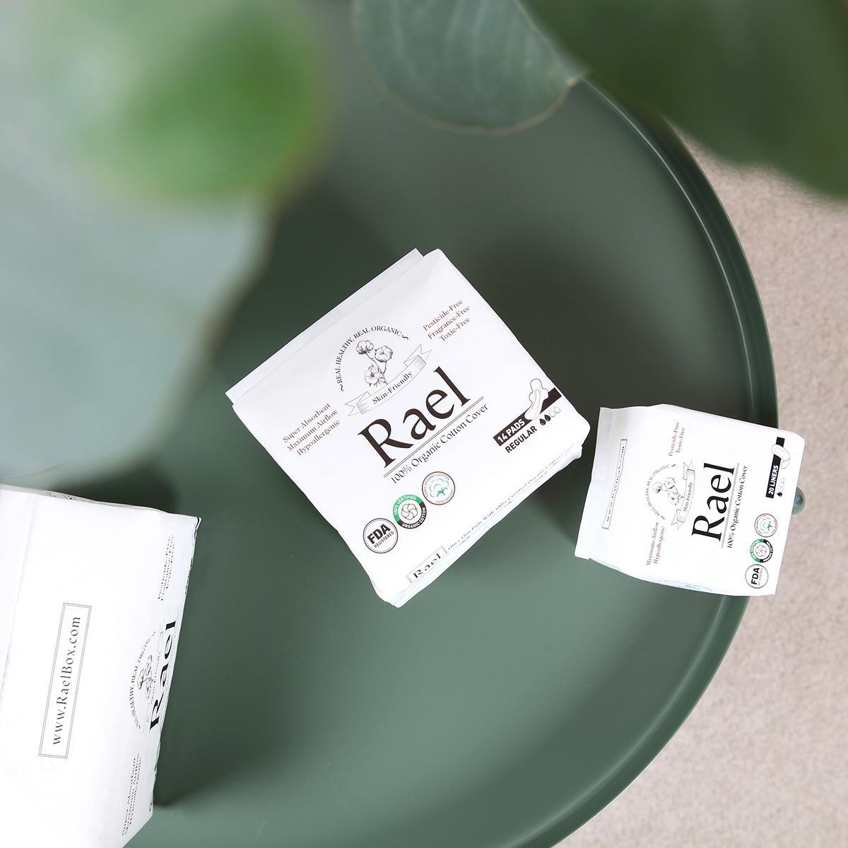 Amazon Com Rael Value Package 100 Organic Cotton Regular
