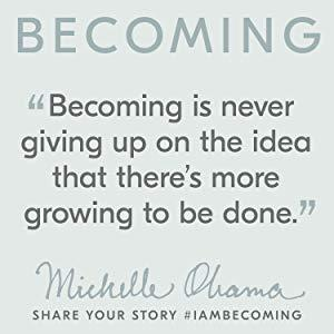 becoming;michelle obama;barack obama;first lady memoir;gifts for moms;holiday gift;stocking stuffer