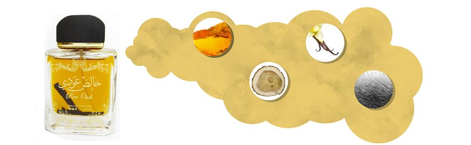 Khalis Pure Oudi by Lattafa - perfume