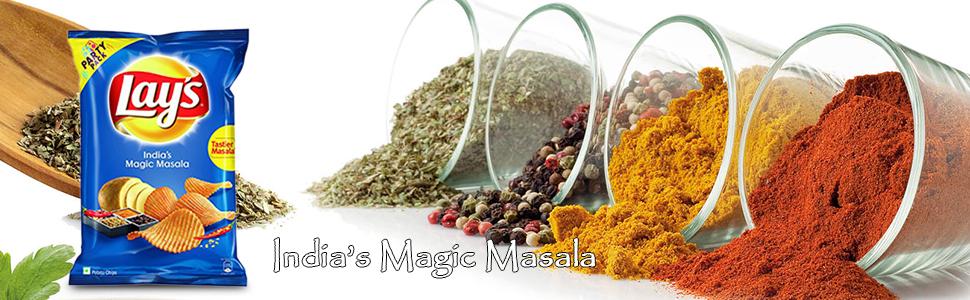 Lay's Potato Chips - India's Magic Masala