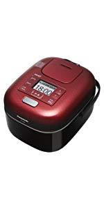 パナソニック 3合 炊飯器 圧力IH式 おどり炊き Jコンセプト 豊穣ブラック SR-JX058-K